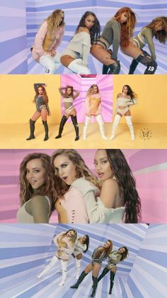 Little Mix ♡☼☾ Proud of my girls ! They are so beatuful Little Mix Girls, Little Mix Style, Touch Little Mix, Little Mix Hair, Jesy Nelson, Perrie Edwards, Meninas Do Little Mix, Divas, My Girl
