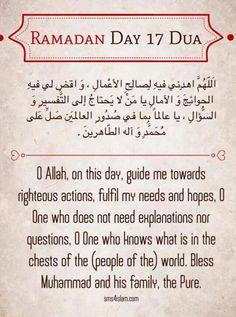 Dua Ramadan Dua List, Ramadan Prayer, Mubarak Ramadan, Ramadan Day, Islam Ramadan, Religious Quotes, Islamic Quotes, Islamic Dua, Fest Des Fastenbrechens