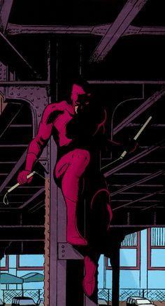 Daredevil by Paolo Rivera