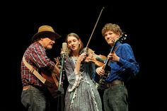 Don't miss the 15th Annual Mountain View Bluegrass Festival, Nov. 9-11 at the Ozark Folk Center.