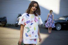 Micro Trend: Boxy Dress #fashion #trend #dress
