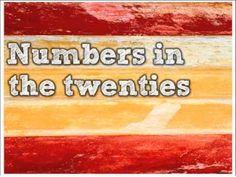 Numbers in Twenties Start with 2 (HarryKindergarten 1:34)