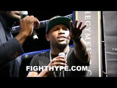 Floyd Mayweather is 'Coming Out Of Retirement' To Fight Conor McGregor