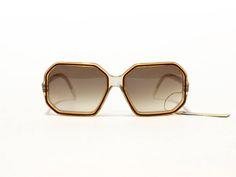 646a919471 NINA RICCI Vintage Sunglasses - oversize unworn deadstock sunglasses - 80s  eyewear - French designer sunglasses