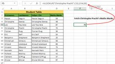 Excel VLOOKUP - The Massive Guide with Examples