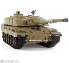 3c653f761692 Heng Long Challenger 2 Radio Remote Controlled RC Tank 1 16 UK