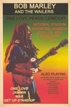 Pop Posters, Music Posters, Band Posters, Bob Marley Concert, Retro Bob, Bob Marley Legend, Reggae Music, 70s Music, Blues Music