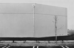 Lewis Baltz, South Wall Unoccupied Industrial Structure 16812 Miliken Irvine, 1974 Lewis Baltz, Art Design, Photos, America, Island, Black And White, Cocoa, Parks, United States
