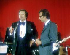 CKAC 1972 50e anniversaire Philippe de Gaspe Beaubien et Robert Bourassa