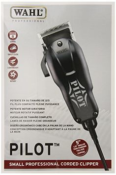 Special Offers - Wahl 8483 Pilot Professional Corded Hair Clipper Small - In stock & Free Shipping. You can save more money! Check It (May 26 2016 at 01:18AM) >> http://electricshaverusa.net/wahl-8483-pilot-professional-corded-hair-clipper-small/