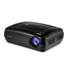 Projector, BL58 LED Video Projector, 3200 Luminous Home Cinema Theater Projector, Support 1080P with HDMI USB VGA AV TV for Game TVs Laptops PC Smartphone