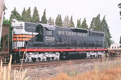 Cadillac: A nickname for EMD SD9 locomotives, in reference to their smooth ride quality reminiscent of a Cadillac automobile. This nickname is said to have originated on the Southern Pacific Railroad.