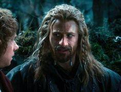 Bilbo and Fili