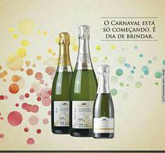#Carnaval & #Vinho ☆
