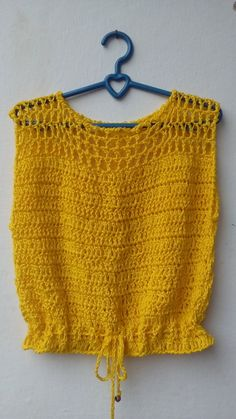 Best 12 Mesh Raglan Pullover Crochet-Along: Finished Pullover Round-Up Crochet Tank Tops, Crochet Summer Tops, Crochet Cardigan, Mode Crochet, Crochet Baby, Knit Crochet, Crochet Stitches Patterns, Crochet Designs, Stitch Patterns