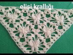 Crochet Motif, Crochet Shawl, Crochet Stitches, Knitting Designs, Knitting Patterns, Crochet Patterns, Knitting Needles, Baby Knitting, Big Knit Blanket