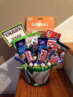 This would be an awesome thank you gift for a baseball, T-Ball, Softball or any coach!!