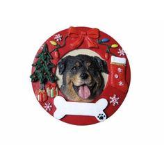 E/&S Pets Scottie Personalized Christmas Ornament