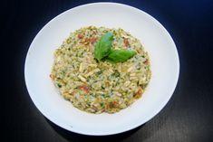 Recept: Romige risotto met champignons en spinazie - mamaliefde