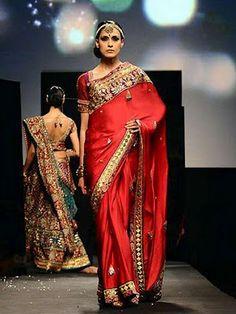 Desi Bride: More from Ritu Kumar's