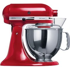 Inspirational colored mixer. Have you check out this  beautiful one as well ?  Check my board for photo reference.