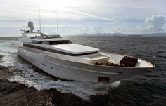 Superyacht of the Week: The charter yacht Mabrouk - SuperYacht of the Week - SuperyachtTimes.com