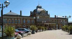 Norwich Train Station, UK