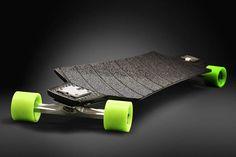 Carbon fiber longboard drop through   Longboarding   Skateboard ...