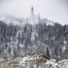 Neuschwanstein Castle Bavaria Germany Photo credit: @ilhan1077 Neuschwanstein is known all over the world as a symbol of idealised romantic architecture and for the tragic story of its owner. After losing sovereignty in his own kingdom Ludwig II withdrew into his own world of myths legend and fairytales. After gaining the throne in 1864 he was forced to cede power to the Prussians just two years later which left him with a hatred of the royal seat of Munich. To compensate he devoted more…
