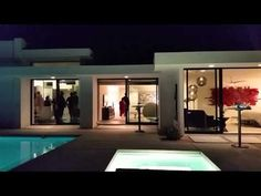 Modernism Week 2015 – Egg & Dart House @modernismweek #meiselmanhometours #meiselmanhometours2015 #midcenturymodern #architecture #design #interiordesign #palmsprings