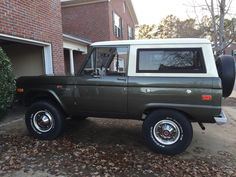 It\\\'s Luber time so show off your uncut Bronco