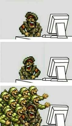 Metal slug meme