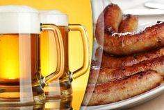 Σκέτη… κόλαση! Χοιρινά λουκάνικα με μπύρα – Δείτε την πανεύκολη συνταγή