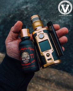 ✔ Always be prepared for any vaping situation with your main setup and a pod-style vape on deck and ready use at a moments notice! ATTY: The Hive RTA MOD: SX Mini G-Class E-JUICE: Dead Man's Hand No.77 POD VAPE: Juul Pod System : EVCigarettes.com Is your everyday carry incomplete or in need of an upgrade? Drop in today to browse all of our latest atomizers, mods, pods, and everything in between!
