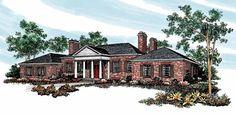 Greek Revival House