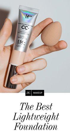 The best lightweight foundation and CC cream