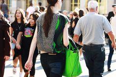 Paris Street Style | Paris Fashion Week