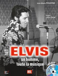 Elvis - Un homme, toute la musique Vol2 1968-1977 Le second volume de cet ouvrage qui raconte l'histoire d'Elvis Presley débute au moment où il fait un retour fracassant à la télévision dans un show qui va battre tous les records et devenir mythique, le '68 Comeback Special.