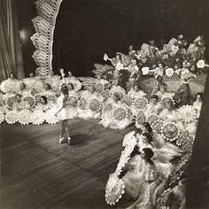 Max Burchartz   Ballerina and Company , ca. 1930s