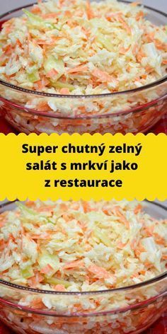 Czech Recipes, Ethnic Recipes, Low Cholesterol Diet, Food Humor, Bon Appetit, Food Art, Salads, Food And Drink, Low Carb
