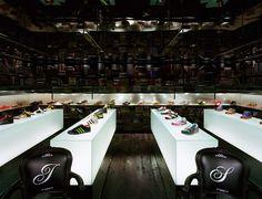 Retail Design   Footware   Store Design   Shop Interiors   Wish retail store by Established Atlanta