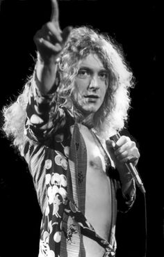 Robert Plant-Back in the day