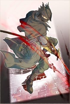 Character Concept, Character Art, Concept Art, Character Design, Devil May Cry, Bloodborne Game, Assassins Creed Funny, Dark Souls Art, Cool Monsters
