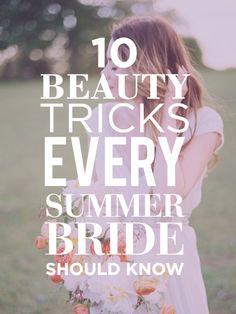 Get #pretty, #brides!
