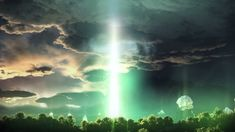 Образ будущего - новая идеология: Гимн Перпендикуляру! Final Fantasy Xiv, Northern Lights, Waterfall, Clouds, Travel, Outdoor, Game, Outdoors, Viajes