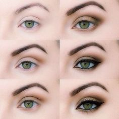 Eye Makeup Tips.Smokey Eye Makeup Tips - For a Catchy and Impressive Look Make Up Looks, Eye Makeup, Makeup Tips, Makeup Ideas, Fall Makeup, Makeup Hacks, Makeup Geek, Makeup Tutorials, Eyebrows