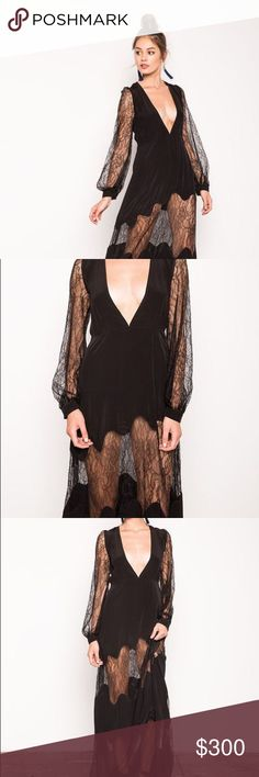 Stone Cold Fox Friar Gown BNWT size 1 Brand new!! Amazing dress and is sooo flattering! Stone Cold Fox Dresses Maxi
