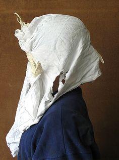 Thorsten Brinkmann. Portraits mask