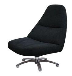 Fauteuil Salute. Mooie modern vormgegeven draaifauteuil met een zeer comfortabele zit.  In deze draaifauteuil kun je lekker lui wegdromen met een boek, of  heerlijk ontspannen genieten van een avondje TV-kijken.