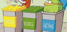 tri selectif - Ben & Jerry's